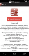 Journali - Algerian Newspapers